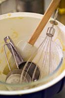 Used baking utensils
