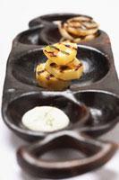 Creole-style sweet potatoes