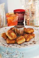 Camembert appetisers
