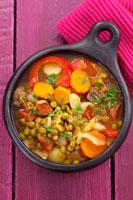 Puchero (Spanish sausage and vegetable stew)