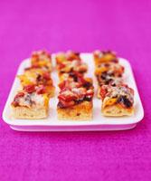 Pizza appetisers 22199061038| 写真素材・ストックフォト・画像・イラスト素材|アマナイメージズ