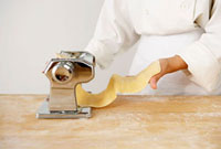 Making Pasta: Fresh Pasta with a Pasta Maker