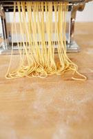 Making Fresh Pasta in a Pasta Maker