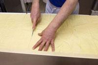 Man Making Fresh Pasta