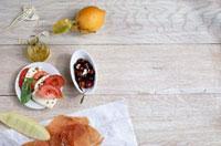 Antipasti (Italian appetisers) 22199062046| 写真素材・ストックフォト・画像・イラスト素材|アマナイメージズ
