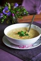 Lentil and coconut soup 22199063959| 写真素材・ストックフォト・画像・イラスト素材|アマナイメージズ