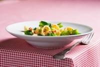Orecchiette con le cime di rapa (orecchiette pasta with rapi