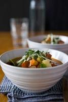 Potato soup with spinach 22199070461| 写真素材・ストックフォト・画像・イラスト素材|アマナイメージズ