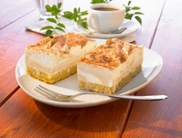 Slices of Latte Macchiato
