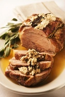 Maiale al Latte (roast pork, braised in milk, Italy)