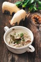 Cep soup