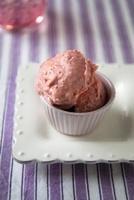 Frozen Berry Yogurt