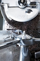 Roasting and Cooling Coffee Beans