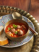 Lebanese meatballs
