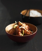 Marinated chicken wings (Japan)