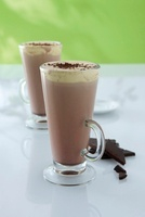 Bedroom Farce (cocoa with rum and bourbon)