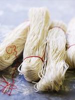Dried Noodle Bundles
