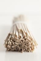 Bundle of Dried Soba Noodles