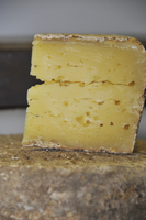 Tomme de Savoie from the Fontaine-Vive dairy (France)