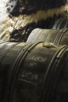 Remy Martin cellar in Merpins