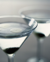 Two Martinis (close-up)