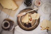 Pecorino Grand Cru and Chianti Wine Jelly 22199075656| 写真素材・ストックフォト・画像・イラスト素材|アマナイメージズ