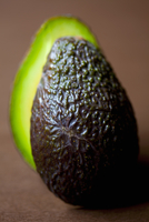 Avocado, halved