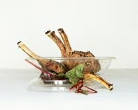 Roasted lamb chops 22199075815| 写真素材・ストックフォト・画像・イラスト素材|アマナイメージズ