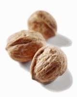 Walnuts on White 22199076835| 写真素材・ストックフォト・画像・イラスト素材|アマナイメージズ