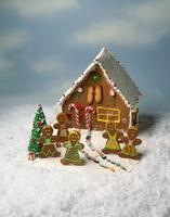 Gingerbread House 22199076836| 写真素材・ストックフォト・画像・イラスト素材|アマナイメージズ