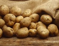 Potatoes with a Sack