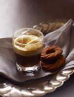 Affogato al caffe - Italien Espresso with Ice Cream