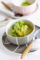 Swede soup