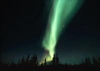 Northern Lights (Aurora borealis), Canada.