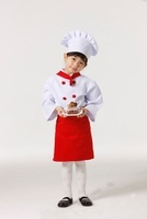 Portrait Of Girl Chef