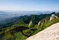 Mt.bukhansan National Park,Seoul,Korea