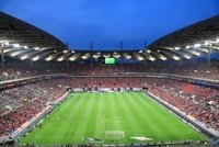 Seoul World Cup Stadium,Sangam-dong,Mapo-gu,Seoul,Korea