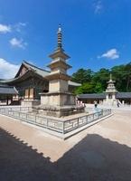 Dabotap And Seokgatap,Bulguksa Temple,Gyeongju,Gyeongbuk
