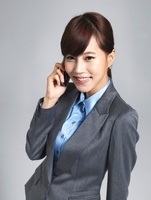 A young businesswoman,Korean