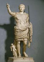 Augustus of Prima Porta/プリマ・ポルタのアウグストゥス像
