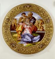 Holy Family (Doni Tondo) 22244000061| 写真素材・ストックフォト・画像・イラスト素材|アマナイメージズ
