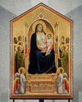 Ognissanti Madonna/オニサンティの聖母