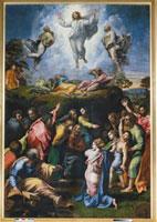 Transfiguration/キリストの変容