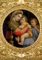 Madonna della Seggiola (Madonna of the Chair)