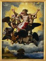 Vision of Ezekiel/エゼキエルの幻視