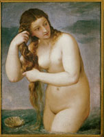 Venus (before restoration)/海から上がるヴィーナス(修復前)