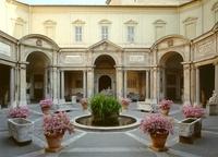 Octagon Courtyard towards the Tigris