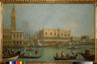 Doge�fs Palace and St. Mark�fs Square