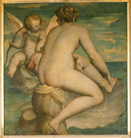 Venus and Cupid at Sea/�C�̃���Ž�Ʒ���߯��
