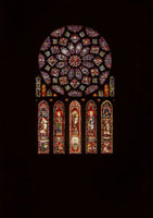 Stained glass window/�V�����g���吹���̃X�f���h�O���X